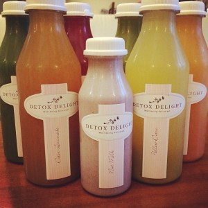 Very happy to be surrounded by cold-pressed, organic juices once again. 3 Day Juice Cleanse!